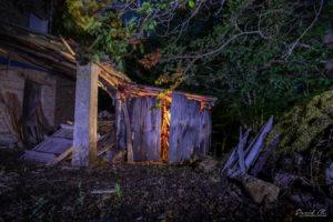 nocturna almacen abandonado david montero dmd