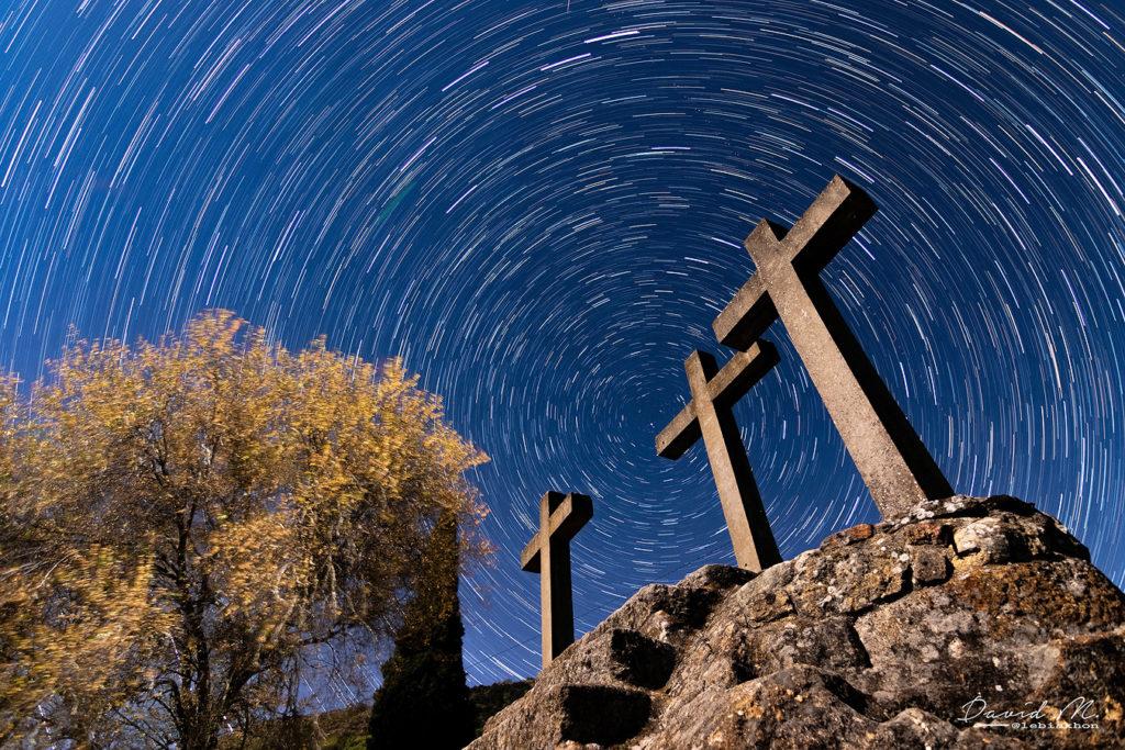 nocturna trazas estrellas david montero dmd