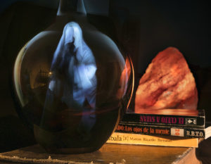 Dest Lecturas oscuras - light painting DMD Fotografía