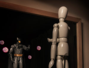 dest S16 Reflejo héroes anónimos - Jugando con el espejo y el light painting